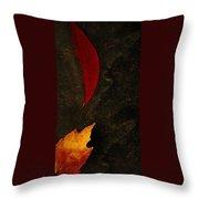 Fall Panorama Throw Pillow
