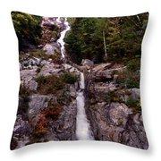 Fall Rush Throw Pillow