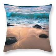Fall Serene Throw Pillow