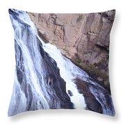 Falls Hidden Throw Pillow