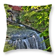 Falls.. Throw Pillow