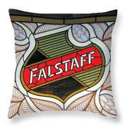 Falstaff Window Throw Pillow