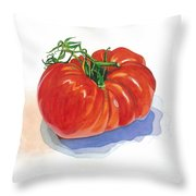 Family Heirloom Throw Pillow