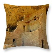 Famous National Parks Throw Pillow