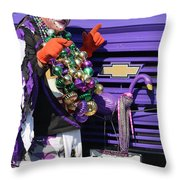 Fan Man 1 Throw Pillow