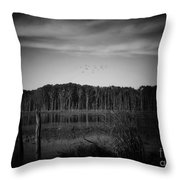 Fancher Davedge Throw Pillow