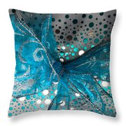 Fancy Wrapping I Throw Pillow