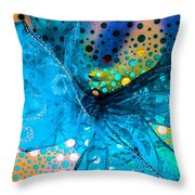 Fancy Wrapping Iv Throw Pillow