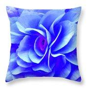 Fantasy Flower 10 Throw Pillow