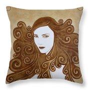 Fantasy I Throw Pillow