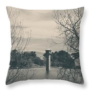 Far From Me Throw Pillow