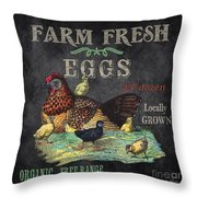 Farm Fresh-jp2636 Throw Pillow
