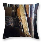 Farm Gear 1 Throw Pillow