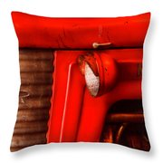 Farm - Tractor - The Tractor Throw Pillow