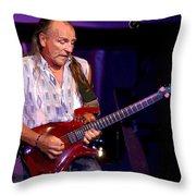 Farner #3 Enhanced Throw Pillow