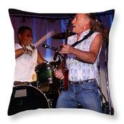Farner #7 Throw Pillow