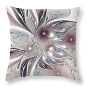 Farplane Throw Pillow by Anastasiya Malakhova