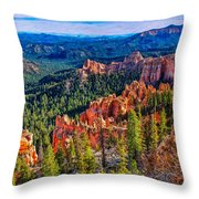 Farview Point Throw Pillow
