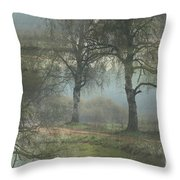 Fascinating Landscapes  Throw Pillow