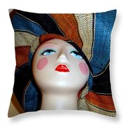 Fashion Statement Throw Pillow