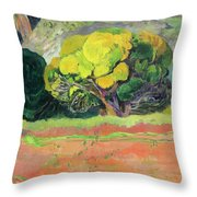 Fatata Te Moua Throw Pillow