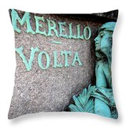 Fateful Wedding Day Throw Pillow