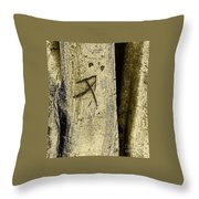 Father Of Life Throw Pillow