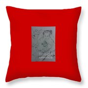 Father's Loves  Throw Pillow