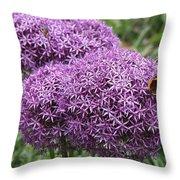Favorite Butterfly Spot Throw Pillow
