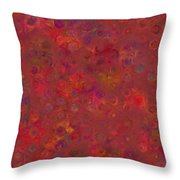 Favorite Old Quilt 2 Throw Pillow