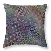 Favorite Old Quilt 3 Throw Pillow