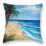 Favorite View Throw Pillow