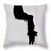 Fawcett Man By Don Throw Pillow