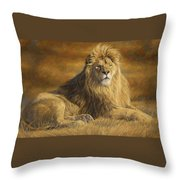 Fearless Throw Pillow