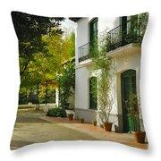 Federico Garcia Lorca Home Throw Pillow