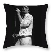 Feel Like Makin Love Throw Pillow