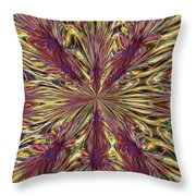 Feeling Groovy No. 3 Throw Pillow