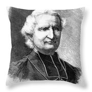 Felix Dupanloup (1802-1878) Throw Pillow