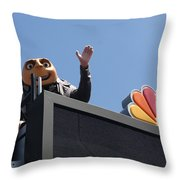 Felonius Gru Throw Pillow