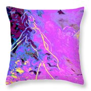 Female And Male Aspects Within Throw Pillow