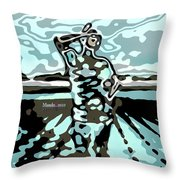 Femme Throw Pillow