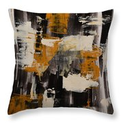 Fenix Throw Pillow by Andrea Anderegg