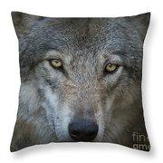 Fenris... Throw Pillow