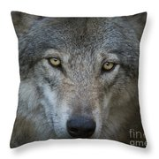 Fenris... Throw Pillow