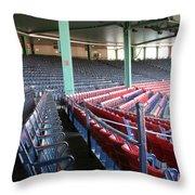 Fenway Park 3 Throw Pillow