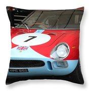 Ferarri 250 Le Mans Throw Pillow
