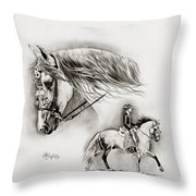 Feria Throw Pillow
