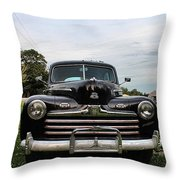 Ferland's_1157 Throw Pillow