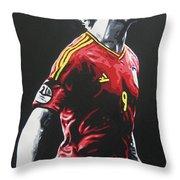 Fernado Torres - Spain Throw Pillow