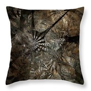 Ferns 437-08-13 Marucii Throw Pillow